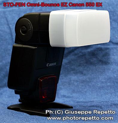 b8ba59d93d Sto-Fen Omni Bounce EZ for Canon 550 EX