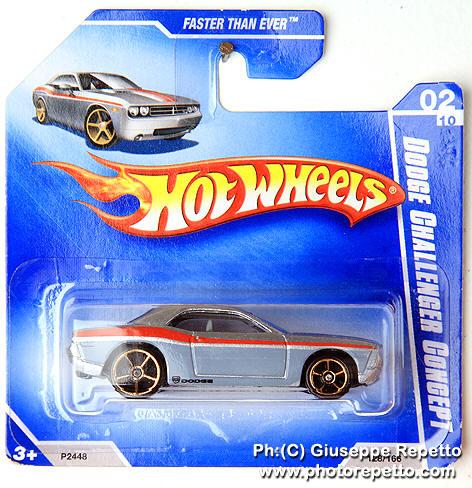Challenger Concept Wheels Hot Wheels Dodge Challenger