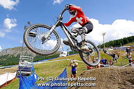 downhill mountaibike world cup